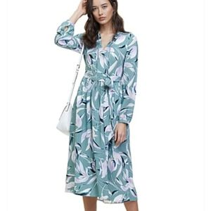 Country Road Lily Print Dress